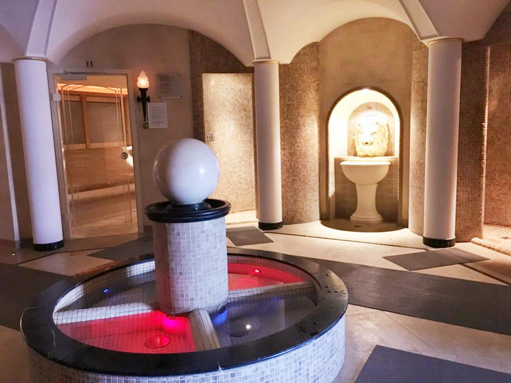 Spa de luxe en Alsace